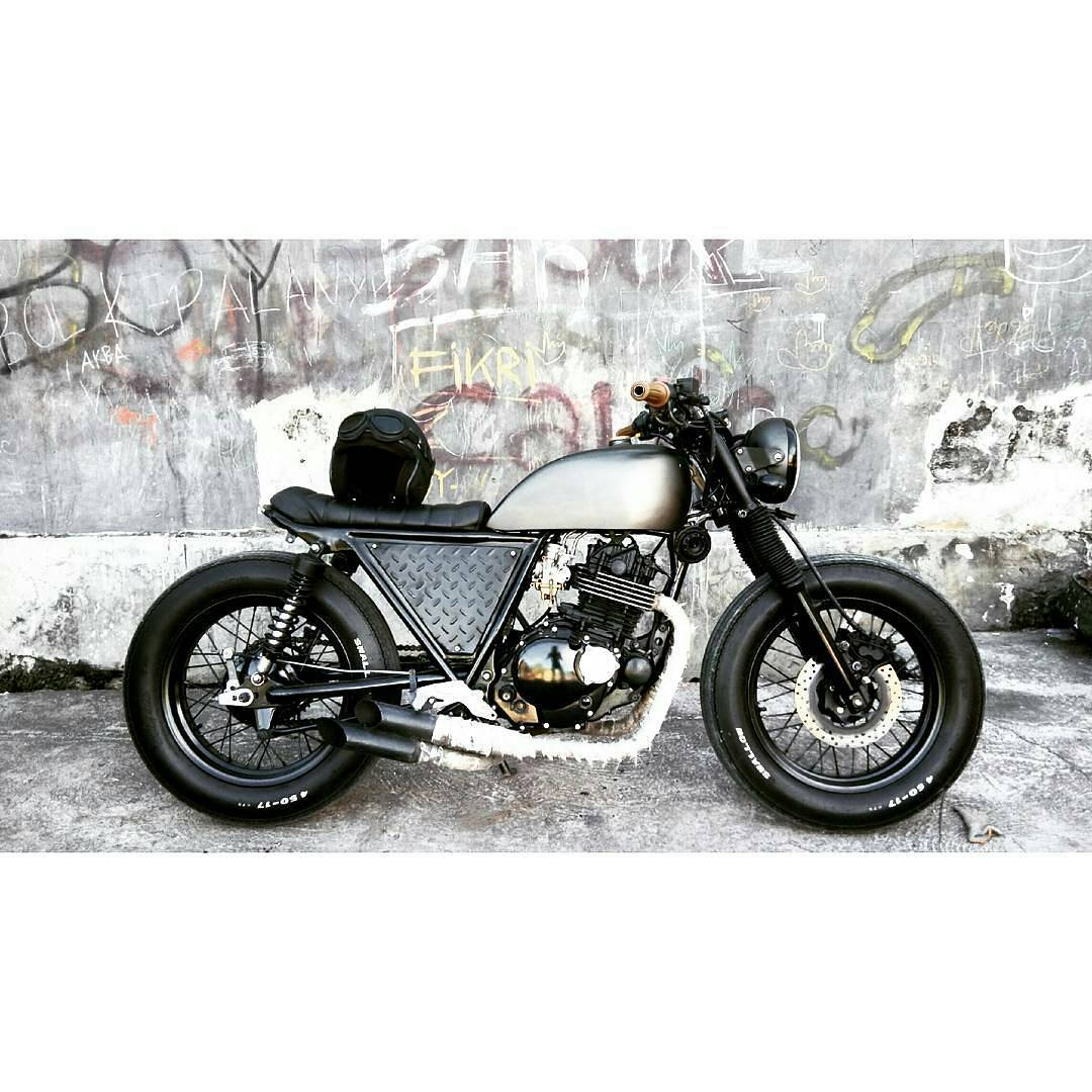 By @alfarisiiofficial -  Scrambler is here
