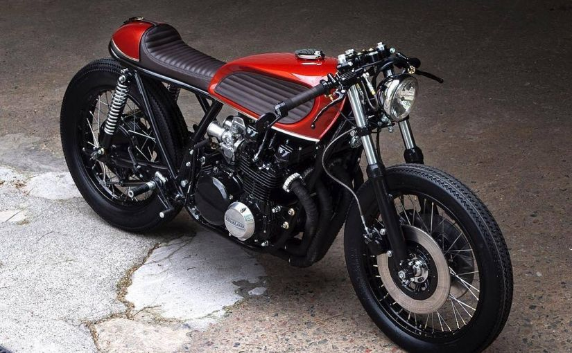 By @paalmotorcycles ... PAAL XVIII #1978