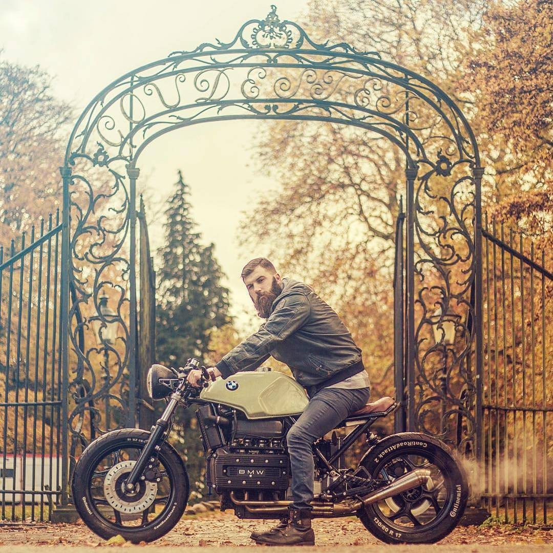 By @arjanvandenboom when it gets crisp in the fall…🍂 Our K100 for @tristan.ris – Lens @ibass93