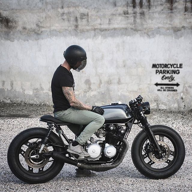 Honda CB 750 by @relicmotorcycles