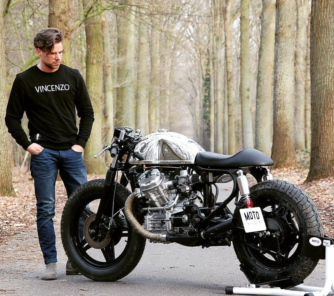 1982 Honda CX500C Cafe Racer by @motolifestylecustoms